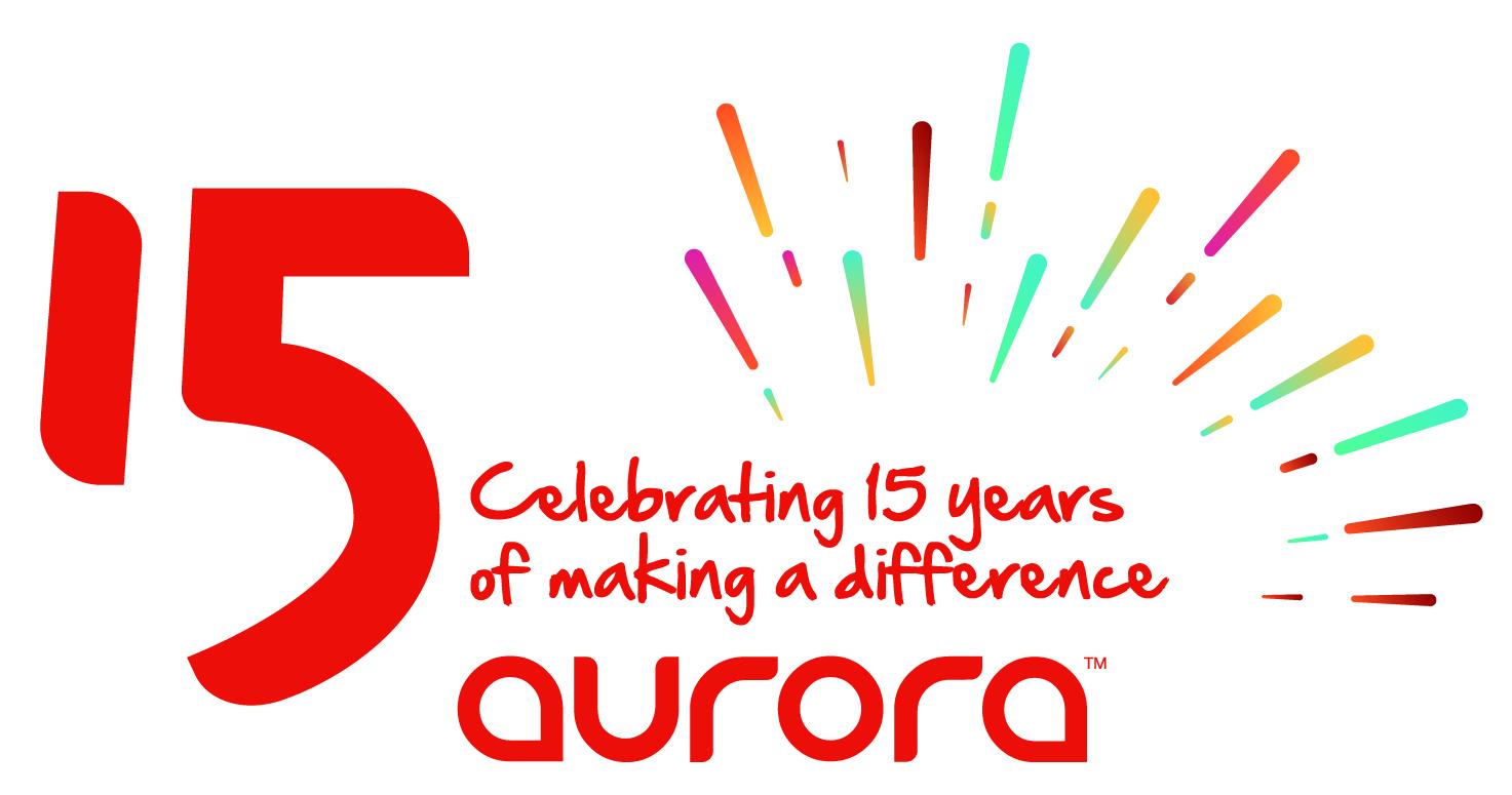 Aurora 15 2020 Logo