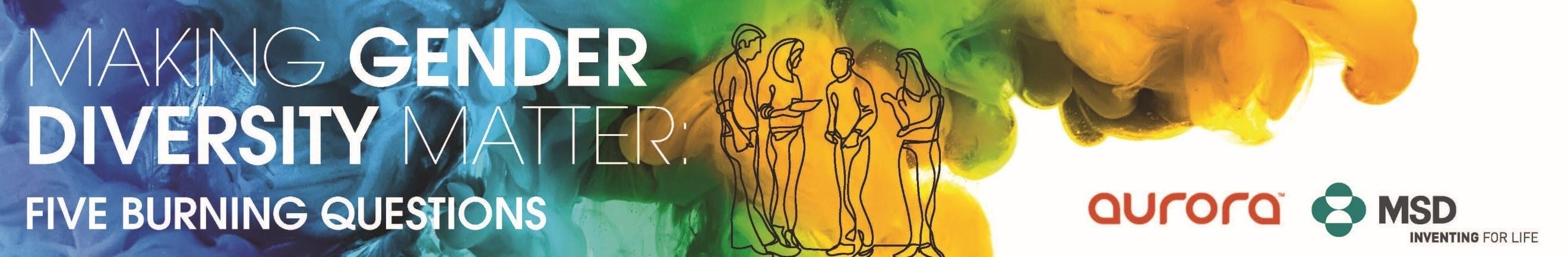 MSD gender diversity Designed header